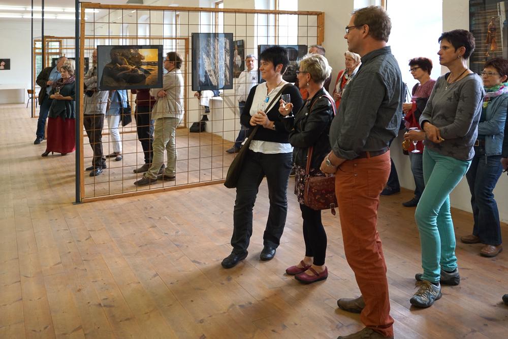 Ausstellung Vernissage Fotomuseum Görlitz